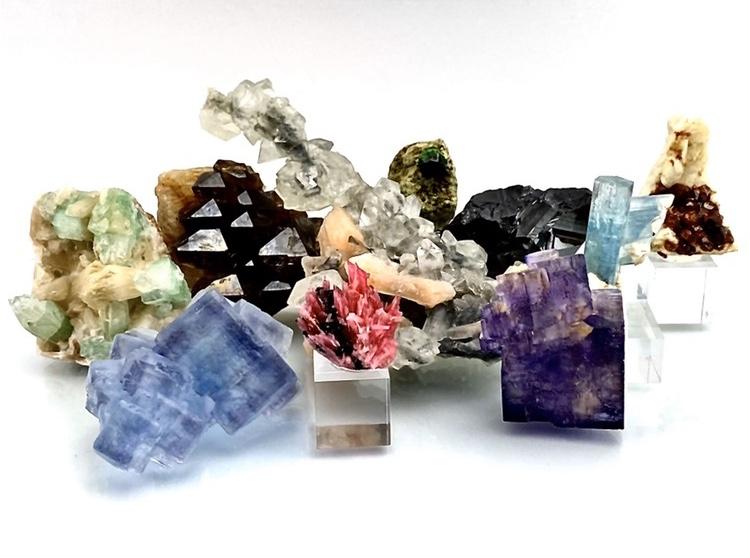 Minerali da Collezione Vendita Online Avminerals, Alta Qualità e Purezza
