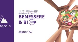 Venite a trovarci alla fiera Benessere&Bio